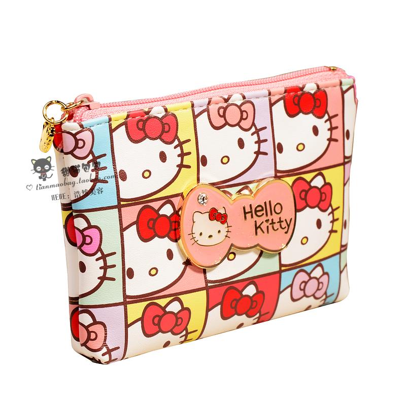 бумажник Hello kitty aa2693 набор для плавания hello kitty hey32623 очки шапочка