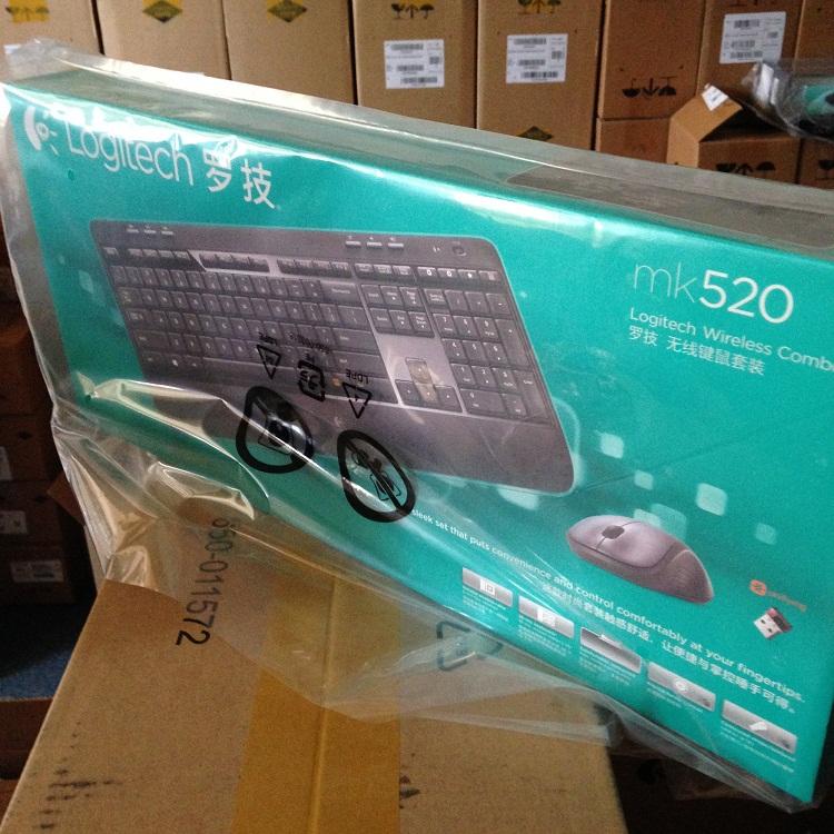 Мышь+Клавиатура Logitech  Mk520 +M310T