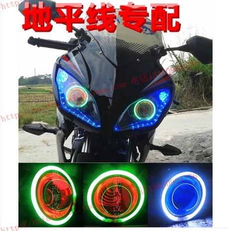 Тюнинг фар мотоцикла 2.5