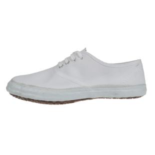 正品回力鞋  经典小白鞋 低帮系带纯色复古帆布鞋田径跑步鞋WD-1