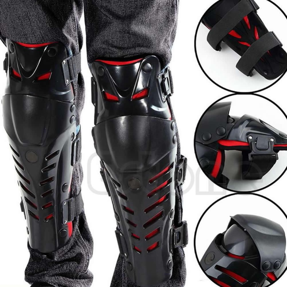 Защита для мотоциклиста Racing Motocross Knee Protector Pads Guards Protective Gear thor force knee guards