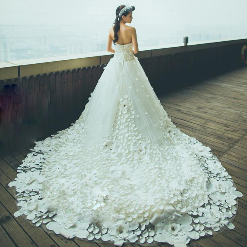 Свадебное платье According to the Love yzl14760 2015