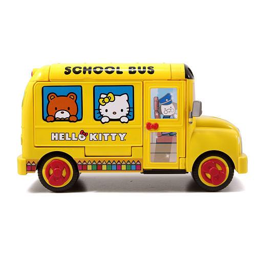 Детский игровой набор HELLO KITTY Kitty Hello Kitty School Bus детский игровой набор hello kitty kt04651