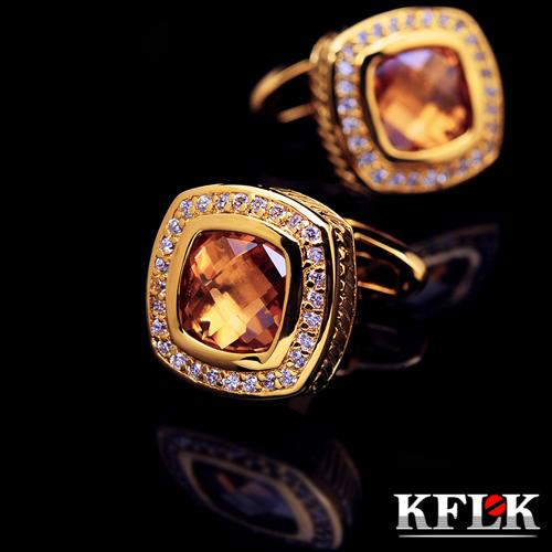 Запонки Kflk kn14007 18K