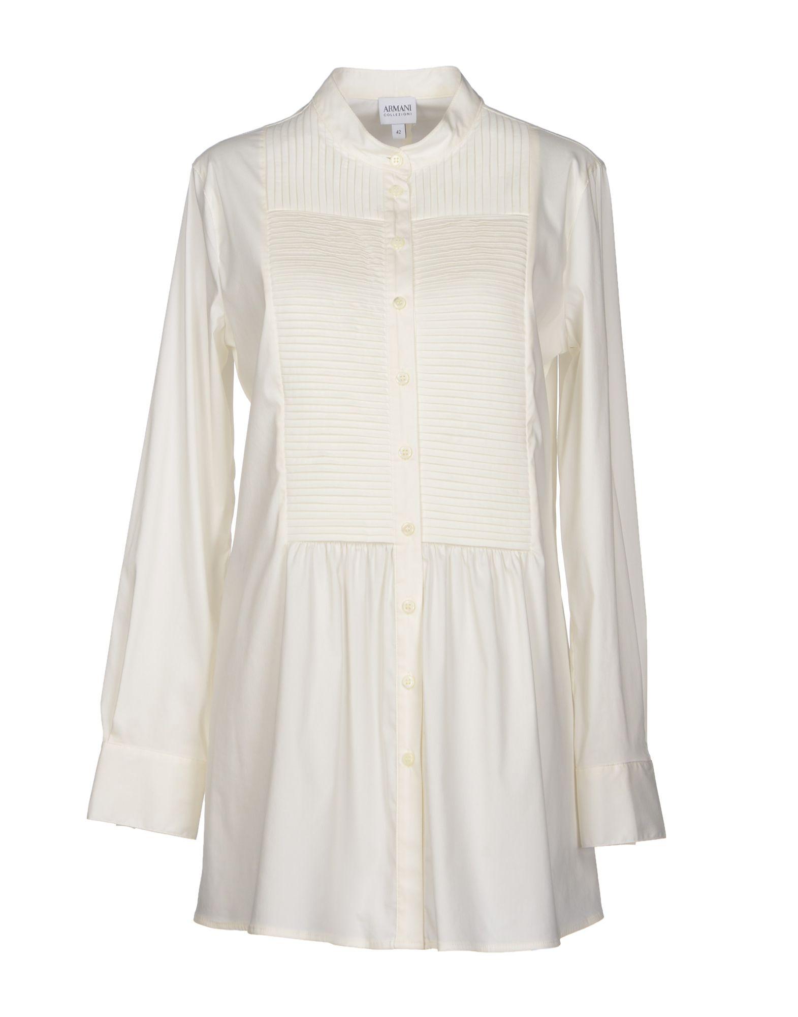 женская рубашка Armani 38405387ir AC рубашка мужская armani 85959595 exchangeiridescent