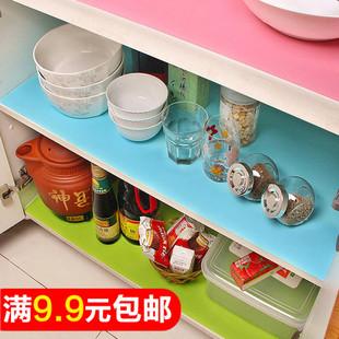 可裁剪防油污橱柜垫纸厨房抽屉垫纸防潮鞋柜衣柜垫防水防尘冰箱垫