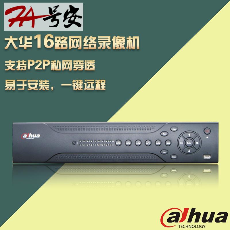 Цифровой видеорегистратор Dahua  16 POE DH-NVR4416-16P