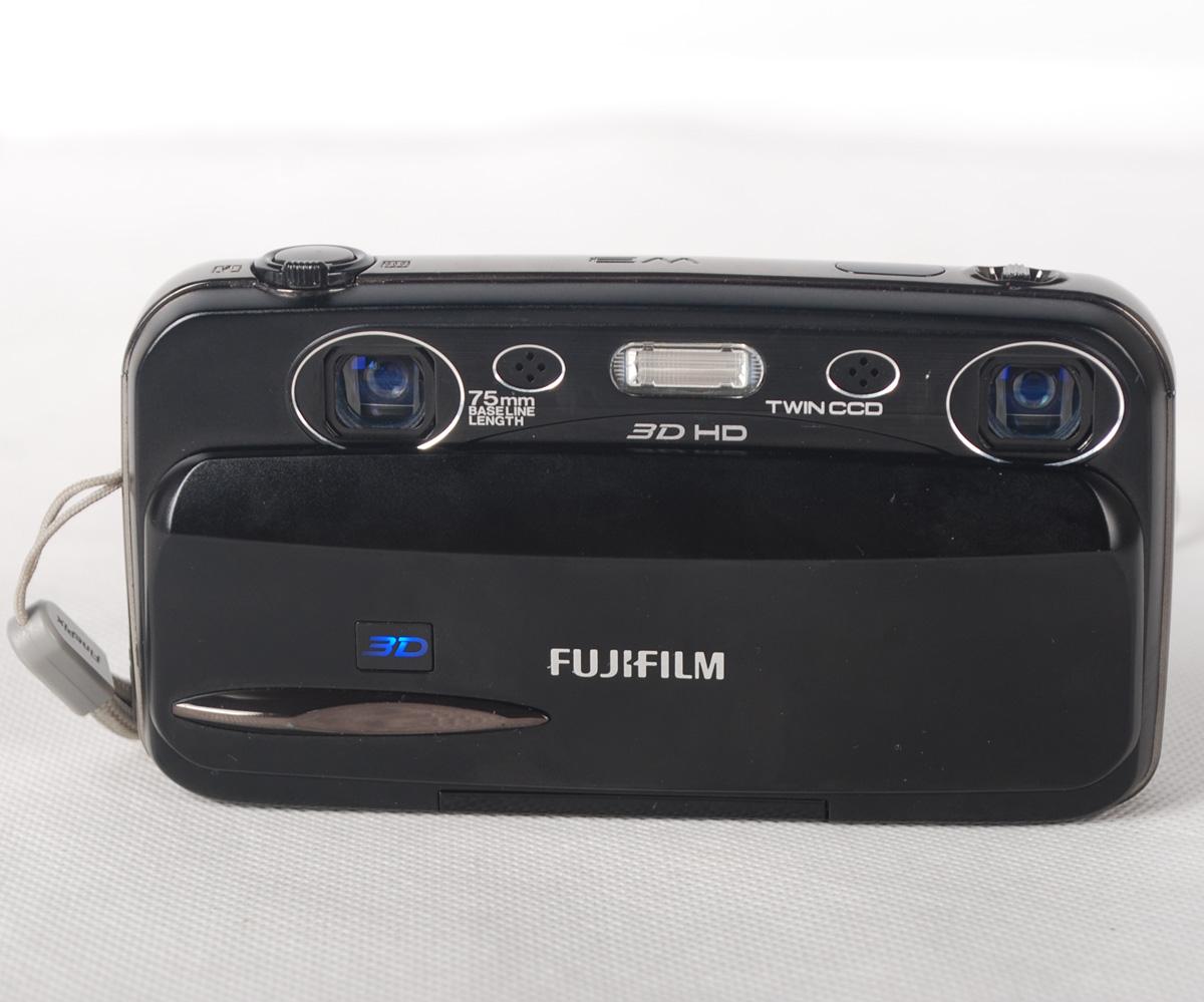 Цифровая камера Fujifilm  3D FinePix REAL 3D W3 3dw3 fujifilm finepix xp120 голубой