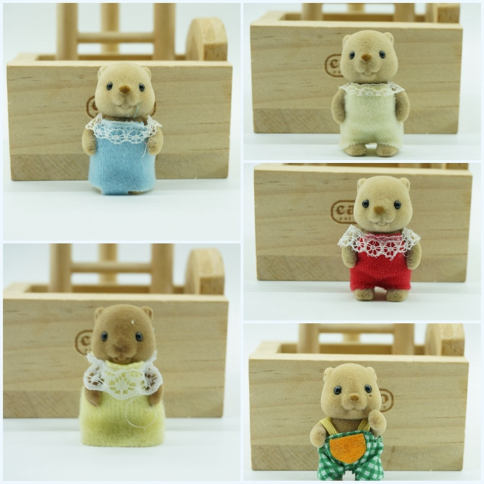 Детский игровой набор Sembe child family sylvanian baby Sylvanian Families tt03 sylvanian families mouse family 4pcs parents