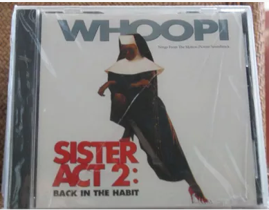Музыка CD, DVD   Whoopi Goldberg--Sister Act 2: аквариум аквариум электрошок 2 cd dvd