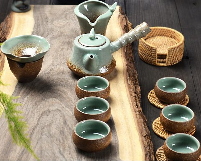 Набор для чайной церемонии Yet words Square i2010