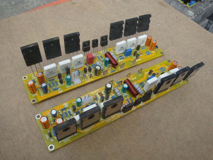 Усилитель L10-1 C5200 A1943 2sa1943 2sc5200 a1943 c5200