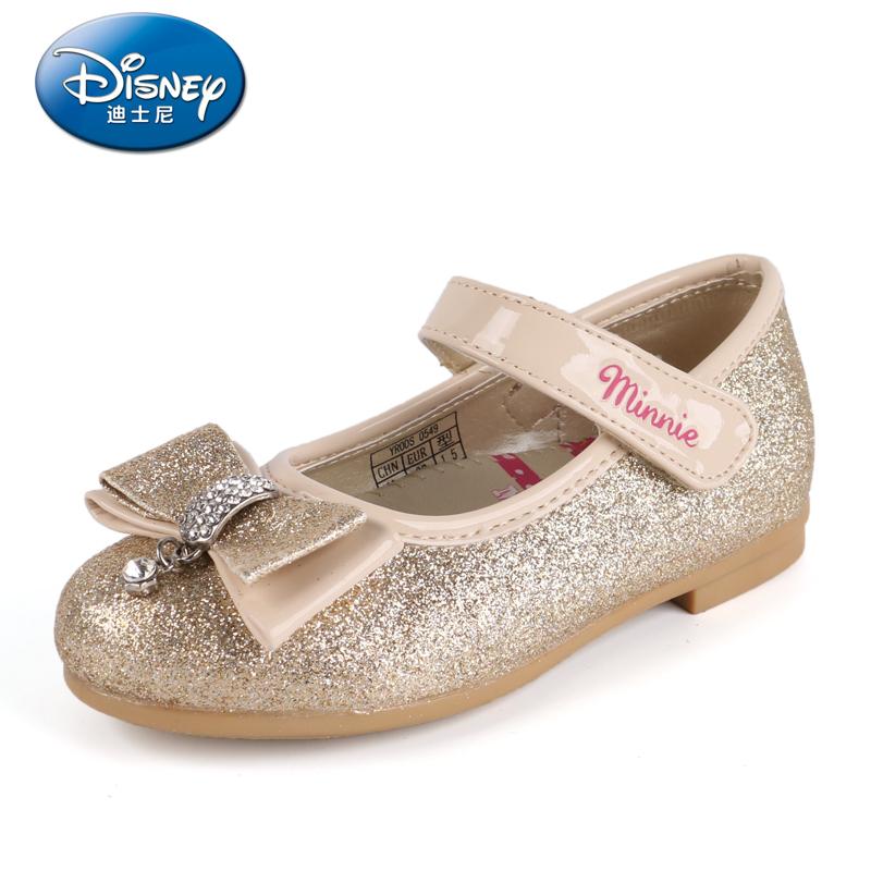 Детская кожаная обувь Disney ds0549 2015