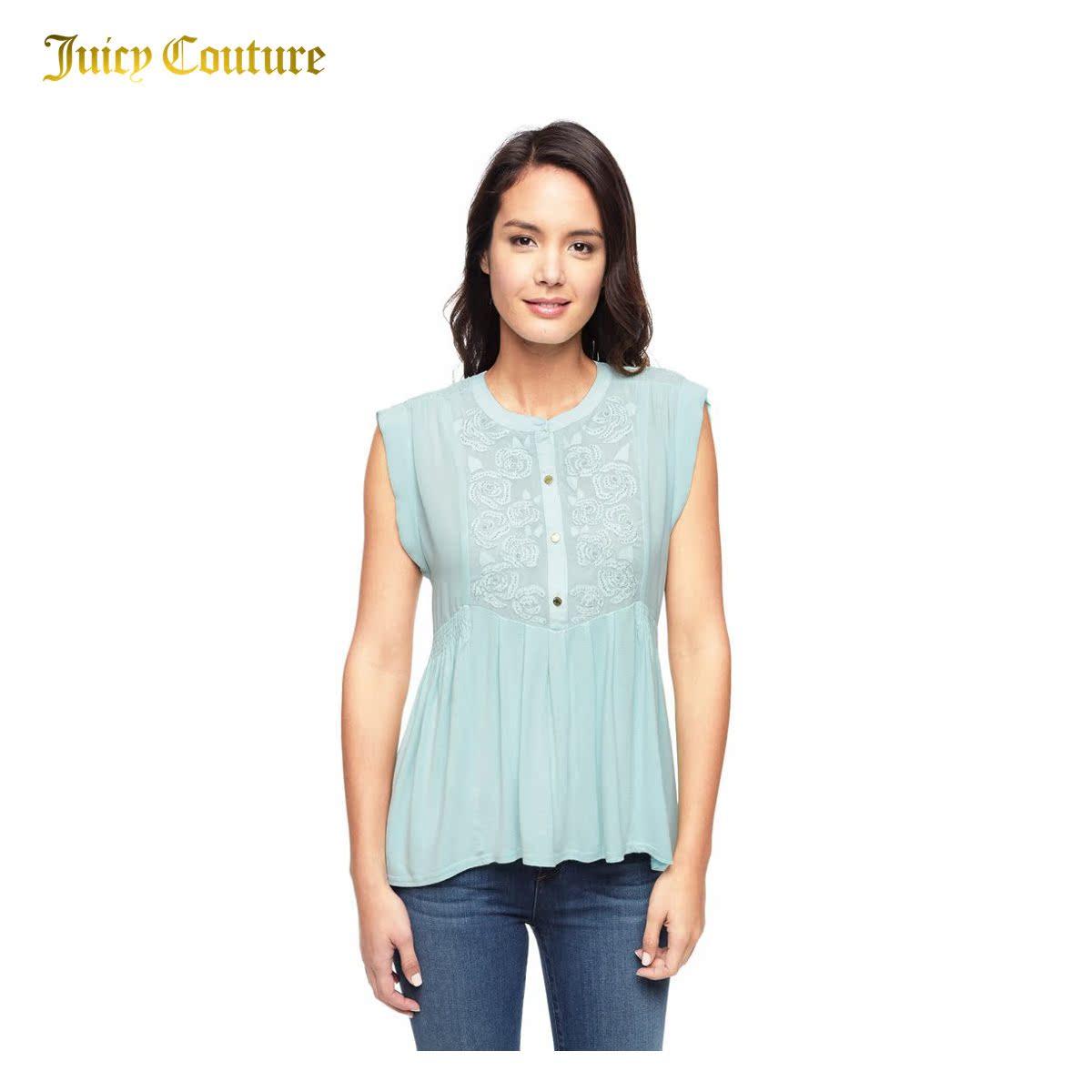 все цены на Блузка JUICY Couture 2322/6702 2015 2322 онлайн