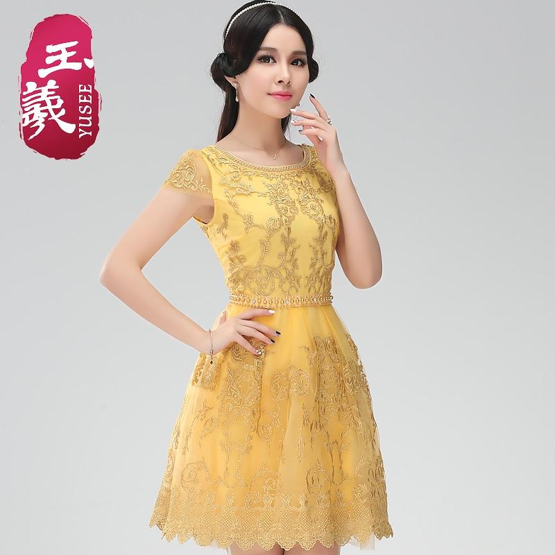 Женское платье Yuxi yx151l751 2015