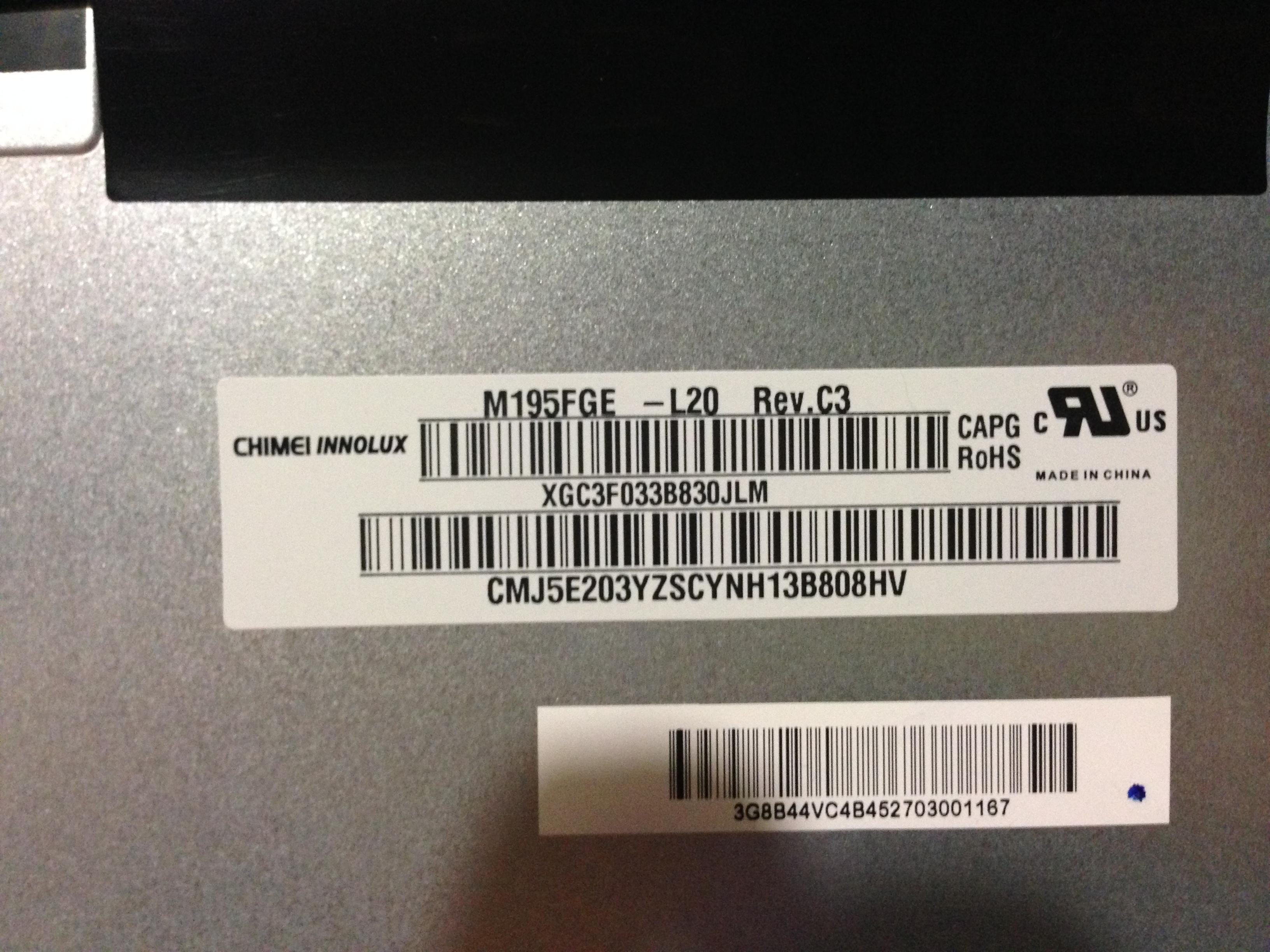 LCD, CRT аксессуары   M195FGE-L23 M195FGE-L20 LM195WD1 pl50 lcd
