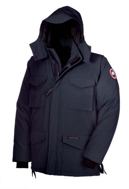 Пуховик мужской Men's down jacket Constable Parka