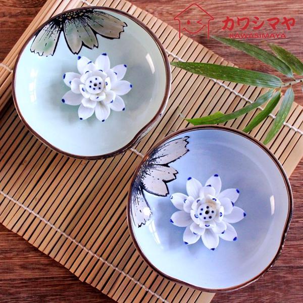 Ароматическая лампа, посуда Kawasimaya ароматическая лампа посуда hong l53009
