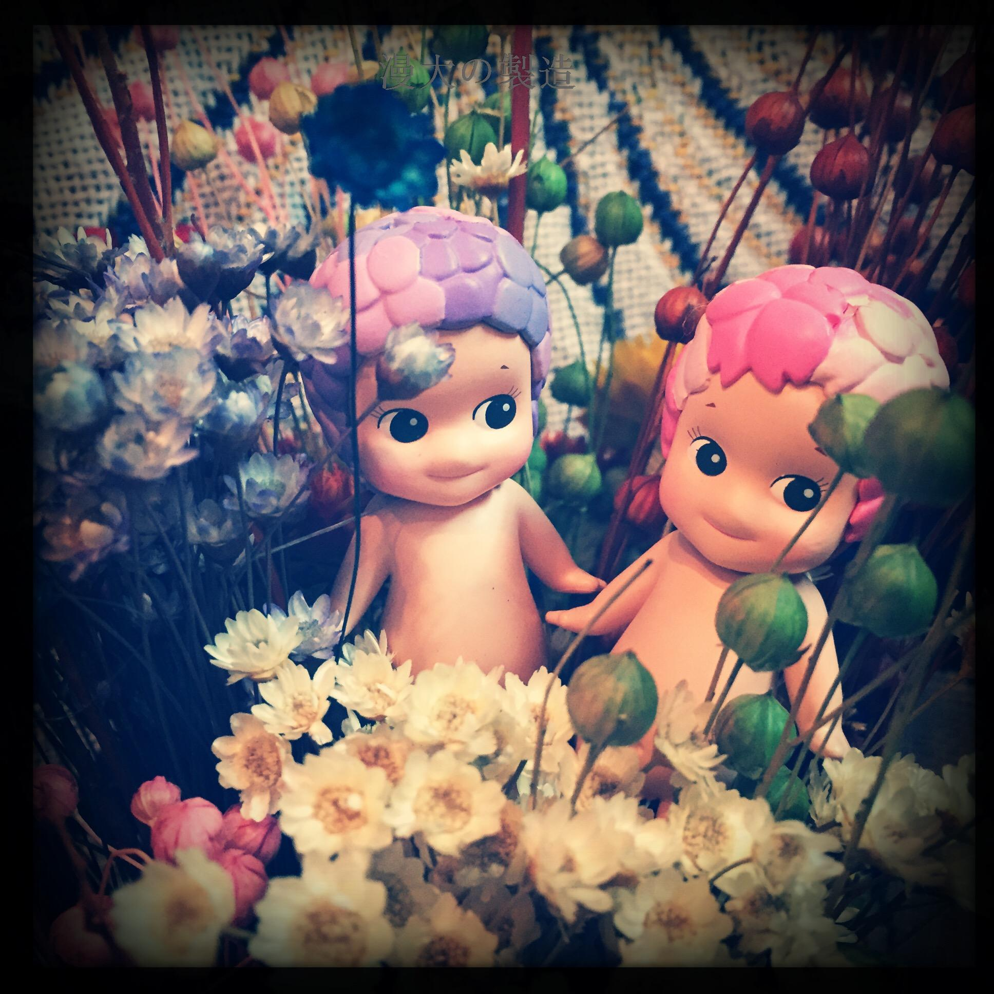 Куклы/ украшения/детали Sonny angel sonny angel mini figures easter series 6pcs set toys christmas