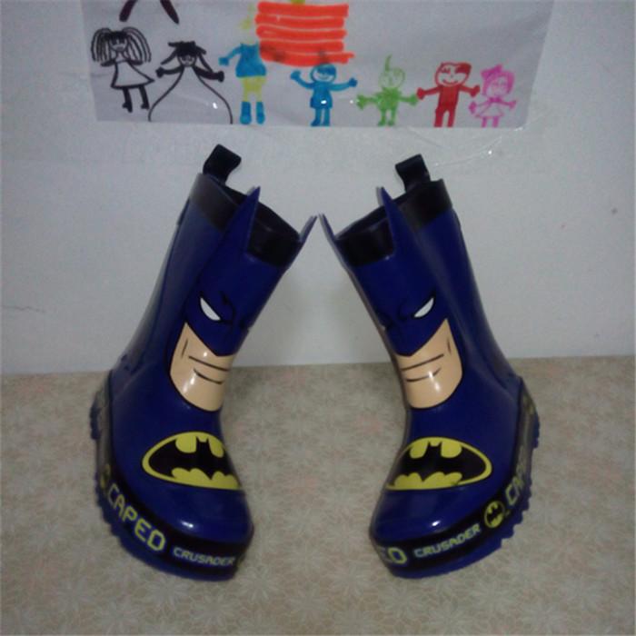 Резиновые сапоги детские BATMAN