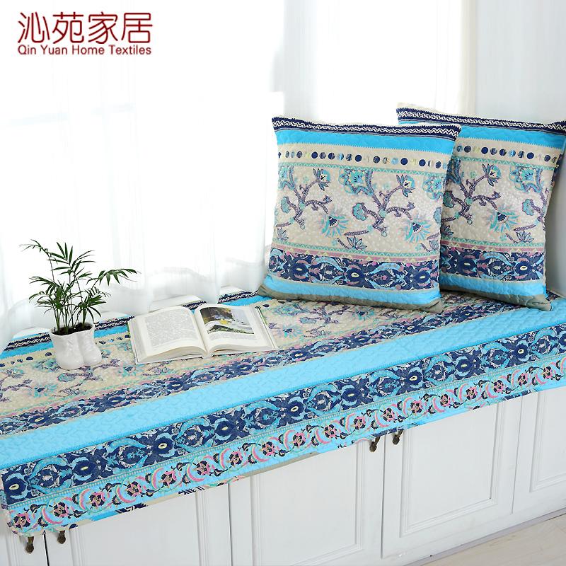 Матрас-подушка на подоконник Qin Yuan Home Textiles qypc/8510 покрывало для дивана qin yuan home textiles qylx117