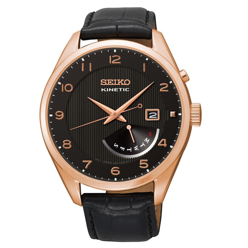 Часы Seiko  Kinetic M84-0AC0D SRN054 seiko snk375j1