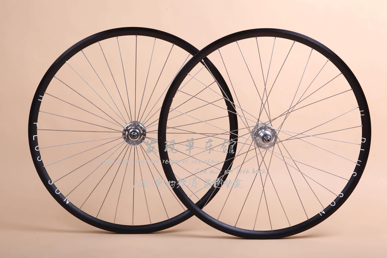 Велосипедные колеса H + son AT25 + SON GC Fixed Gear prodigal son