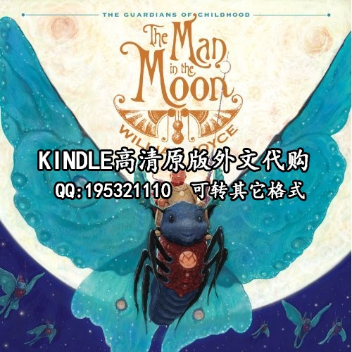 Man In The Moon (The Guardians Of Childhood) [Kindle Edition wells herbert george the first in the moon