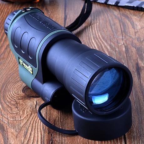 Бинокли и монокуляры ночного видения Ronger nv55/5 55 прибор ночного видения veber nv 001 green