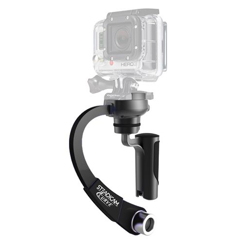 Аксессуары для цифровых камер Steadicam Curve Gopro аксессуары для цифровых камер gopro4 3 sj5000 108cm gopro