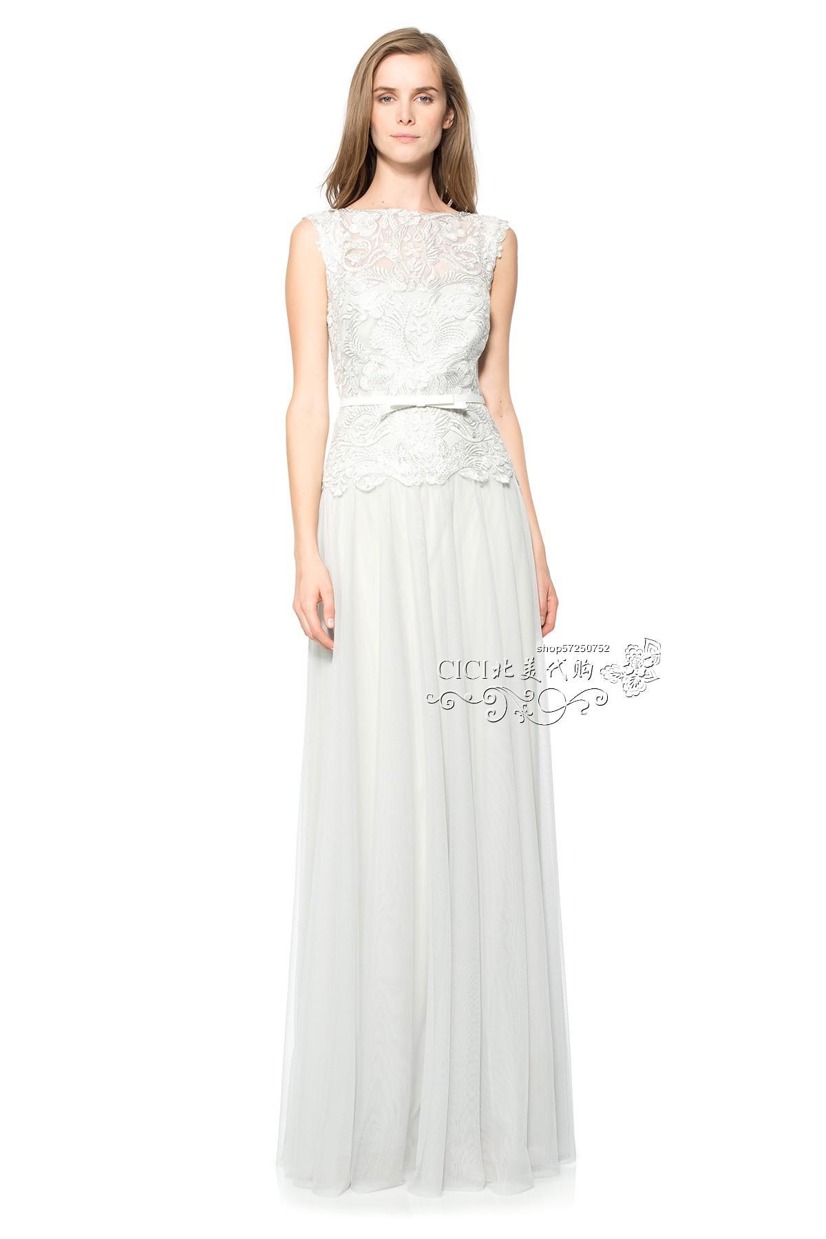 Вечернее платье Tadashi shoji alx992lx женское платье tadashi shoji q01538068