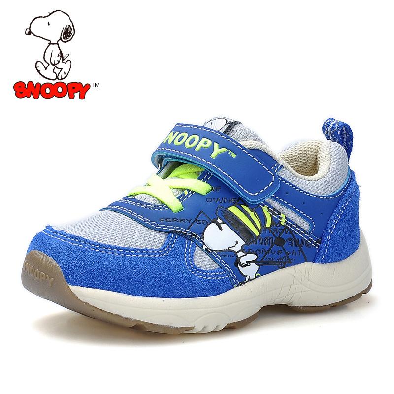 Детские ботинки с нескользящей подошвой Of Snoopy s615205 2015 stomacher of snoopy 2us52602 snoopy 2015