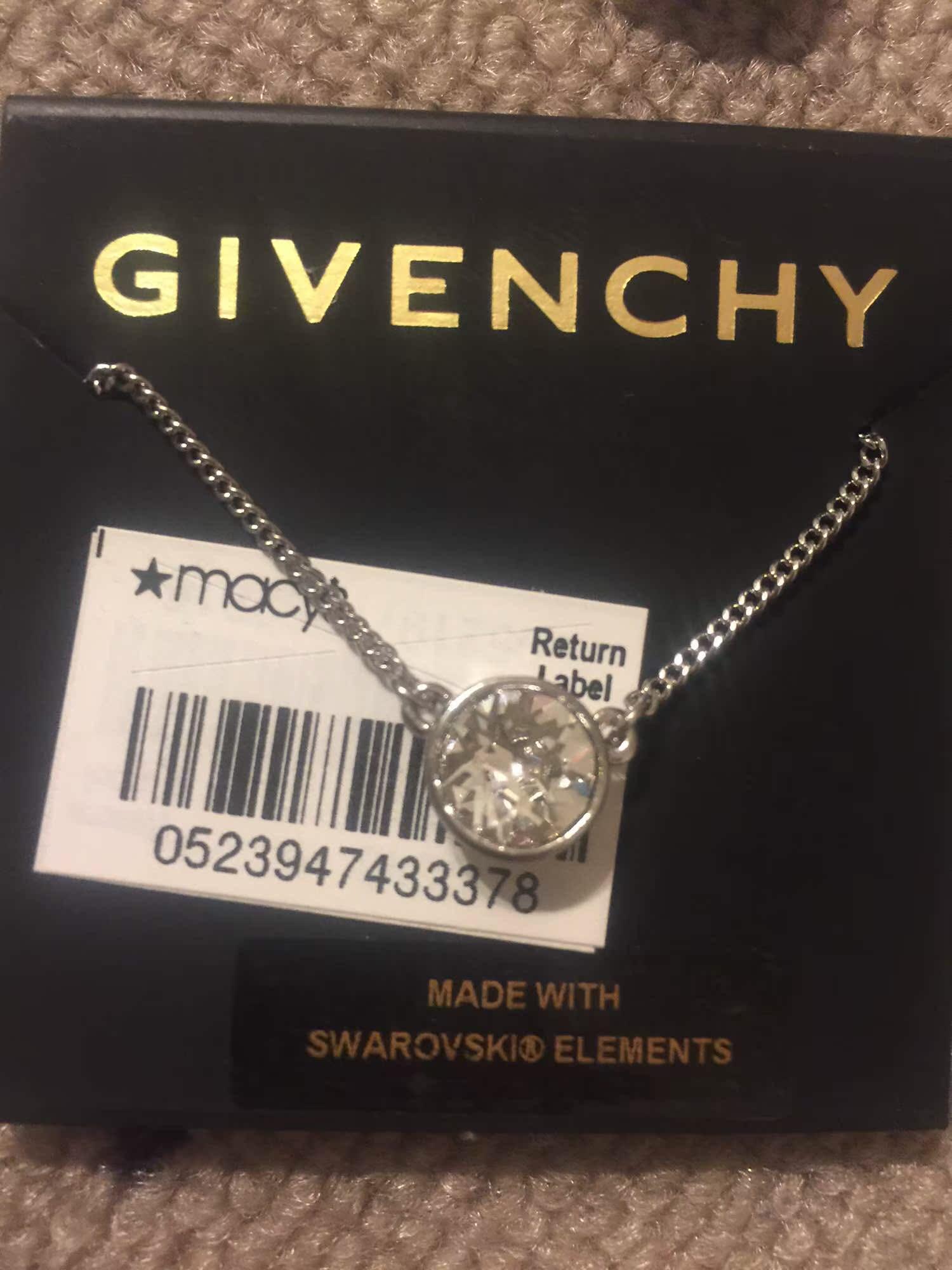 Ожерелье Givenchy givenchy 2014 12g 2 7