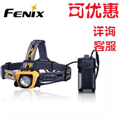 Налобный фонарь FENIX  HP30 900 18650