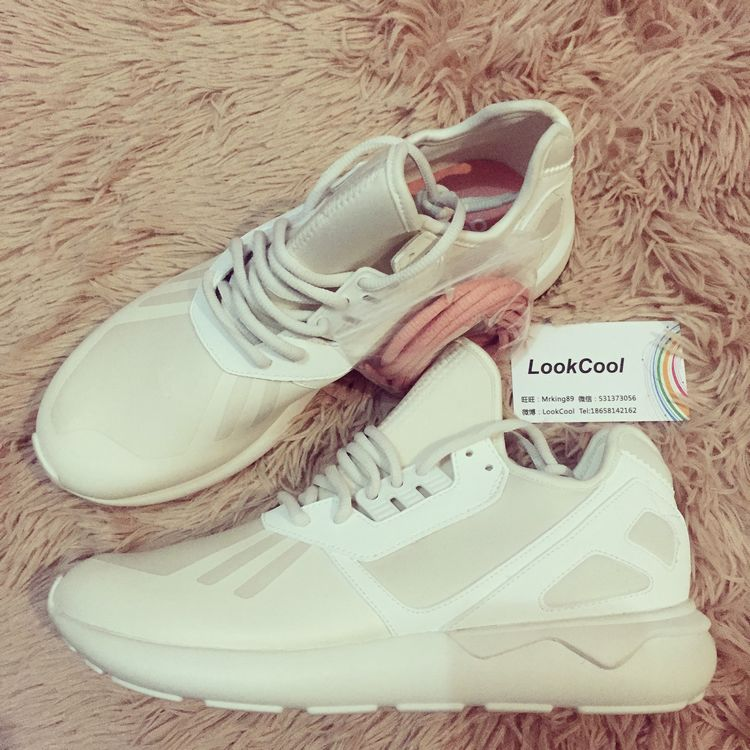 кроссовки Adidas Tubular Runner Shades Of White Y-3 B24349 цена