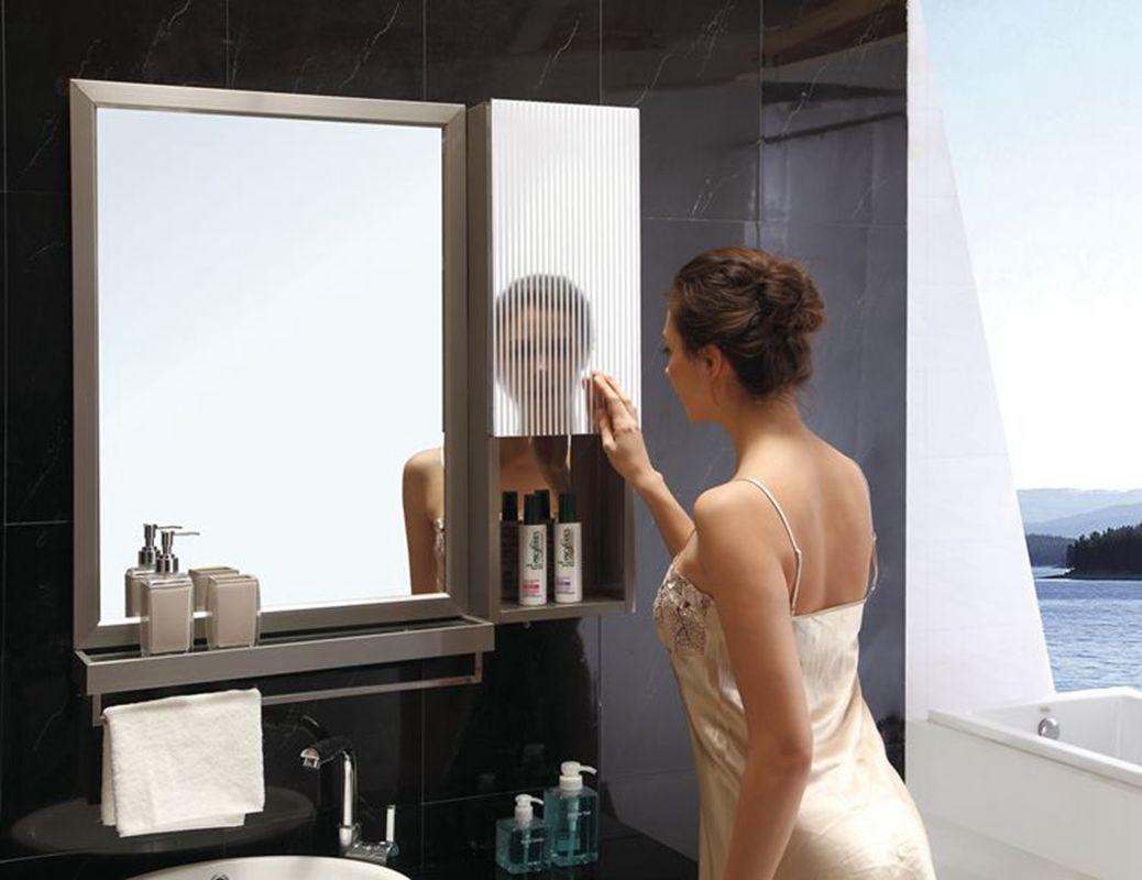Комплект для умывальника с зеркалом MG