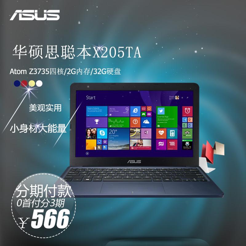 ноутбук ASUS EeeBook X205TA 12 asus eeebook e202sa