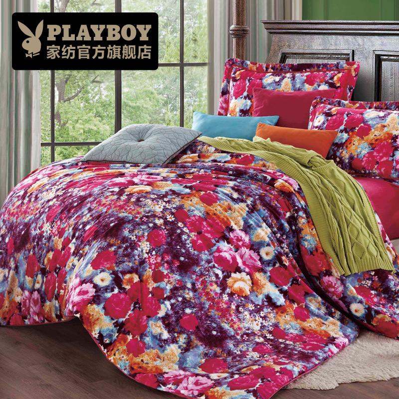 где купить  Комплект постельного белья Playboy  по лучшей цене