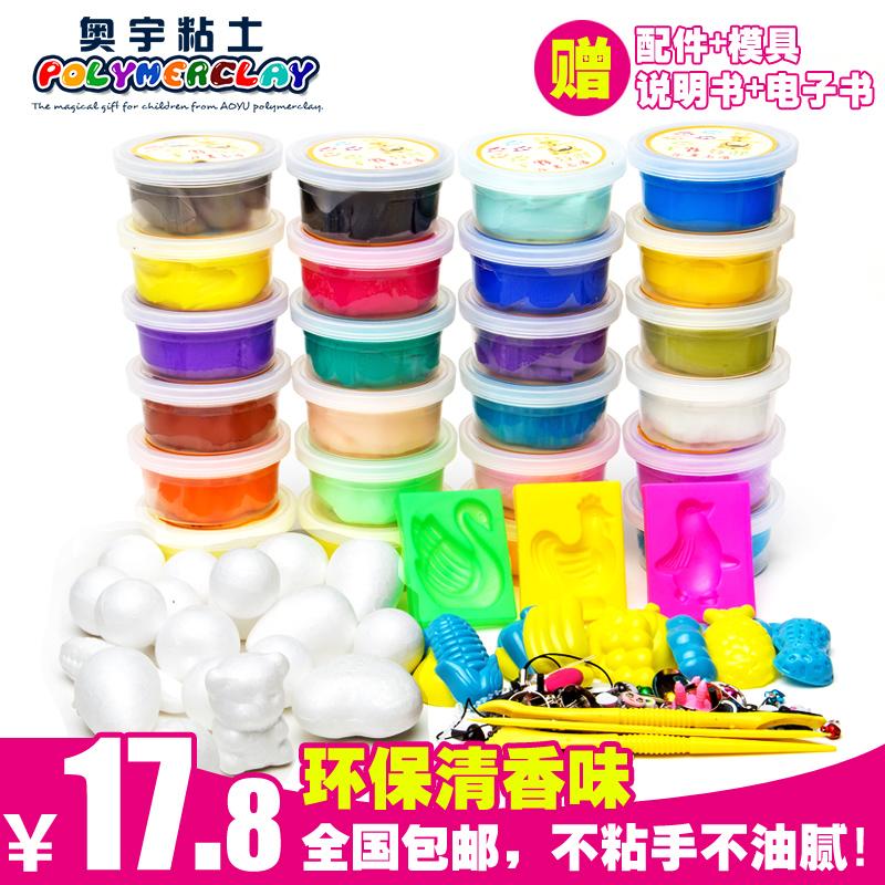 Пластилин Polymer clay aoyu/24 24 3D пластилин polymer clay aoyu 24 24 3d