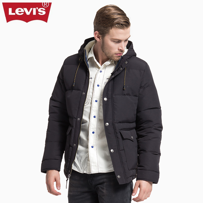 Пуховик мужской Levi's 13986/0000 Levi S/13986-0000 top levi s shoes