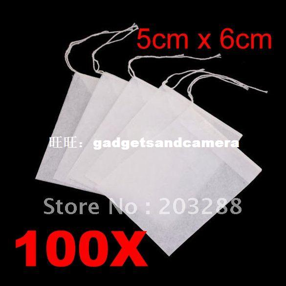 100 Pcs Disposable White Empty String Drawstring Heat Seal 100 pcs lot of small glass vials with cork tops 1 ml tiny bottles little empty jars