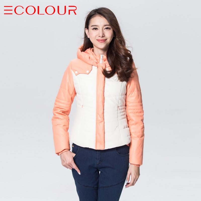 Женская утепленная куртка Three/color s134466a20 2014 S134466A