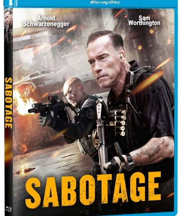 Фильм Sabotage домкрат rock force rf t90204