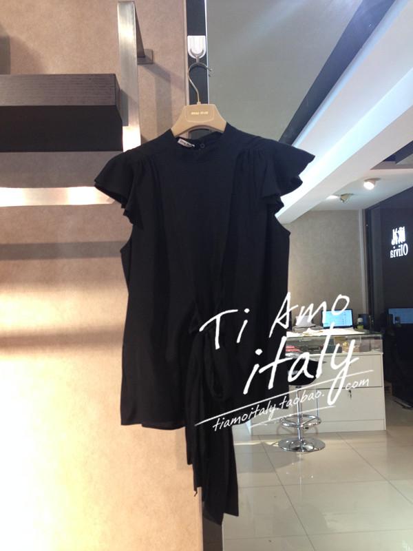 женская рубашка Miu miu mt1118 TI AMO Miumiu Top прорезыватели ti amo мama силиконовые слингобусы сильвия