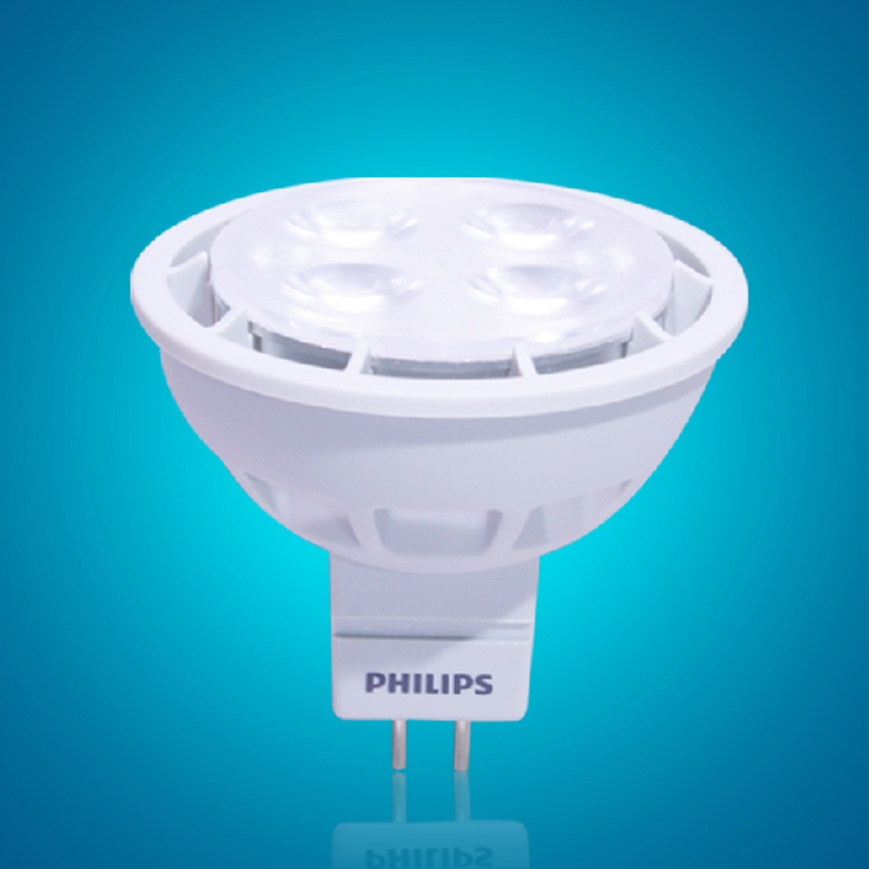 LED-светильник Philips  LED 12V GU5.3 MR16 2.6W 2700K) led светильник philips led e14 3 5w led led