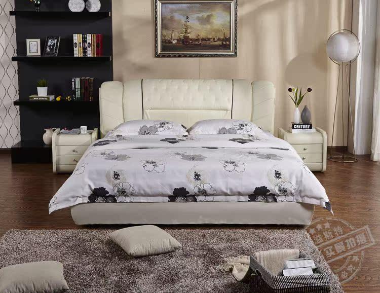 кожаная кровать Nest vanguard 1.8 the nest