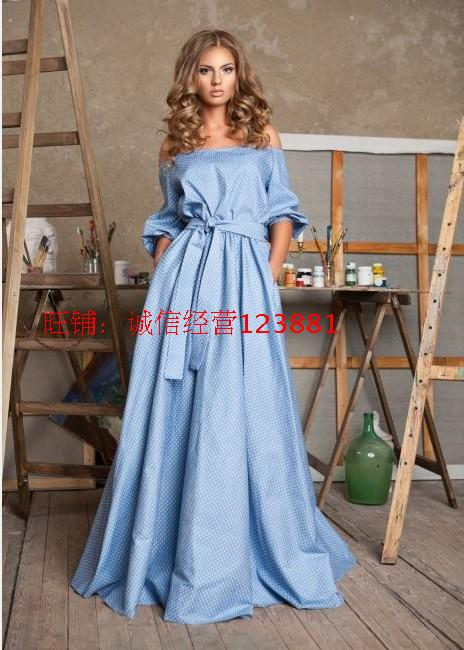 Женское платье   2015 New Women Dress Bohemian Long Maxi Summer Party Dress женское платье c564 women summer print long dress2014dresses