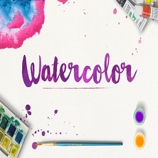 PS WatercolorKIT