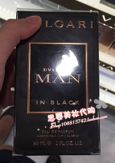 Духи Bvlgari  MANIn Black EDP60ML-100ML afnan azyan white w edp 100 ml afnan 211739