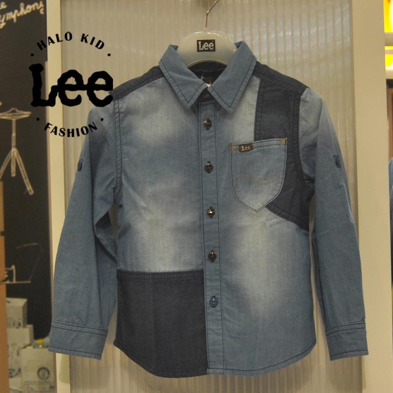 Рубашка детская LEE 2rs50304 Lee2015 101+ kitlee40100quar4210 value kit survivor tyvek expansion mailer quar4210 and lee ultimate stamp dispenser lee40100